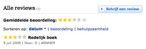 Bol.com review